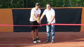 Mexikóban nyitott teniszakadémiát Rafael Nadal