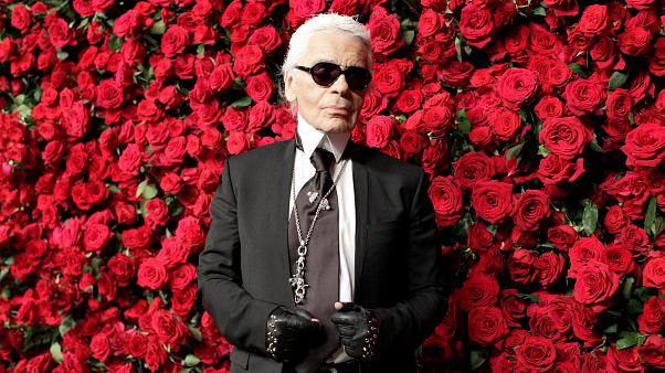 'Everyone should go to bed like they have a date at the door': The wit of Karl Lagerfeld