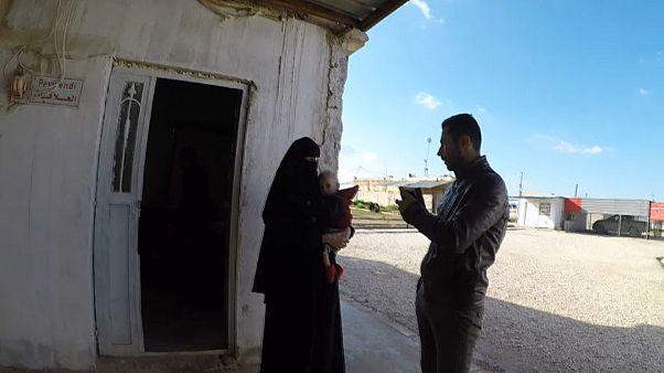 Жёны бойцов ИГ хотят вернуться на родину