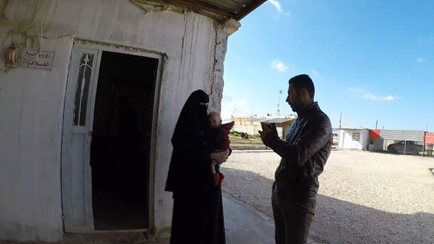 Συρία: Να επιστρέψουν στις χώρες τους θέλουν οι γυναίκες των τζιχαντιστών