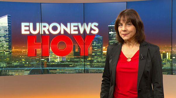 Euronews Hoy 19 de febrero