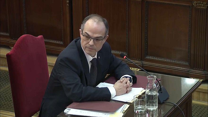 """Juicio a los líderes del """"procés"""": Turull defiende que siempre se buscó un acuerdo con el Estado"""