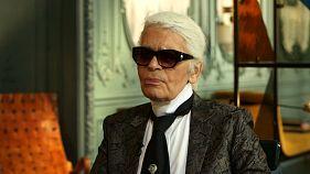Modeschöpfer Karl Lagerfeld gestorben