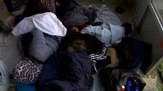 İşkencenin Önlenmesi Komitesi: Yunan Fylakio mülteci kampında tek kişilik odada 95 kişi barınıyor