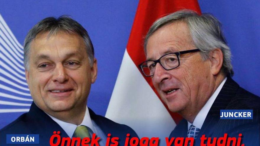Visszavág a magyar kormánynak az Európai Bizottság
