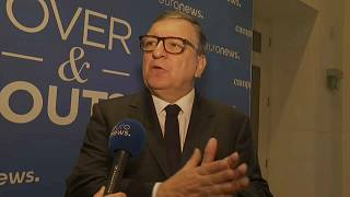 Jose Manuel Barroso at Euronews' Over and Out event
