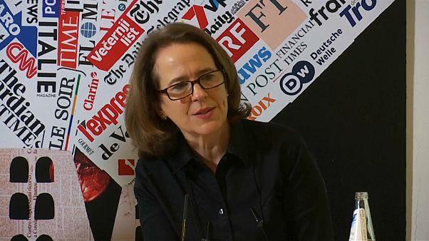 آنيت باريت-دويل مديرة منظمة مساءلة الأساقفة