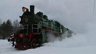Россия возвращается к паровозам