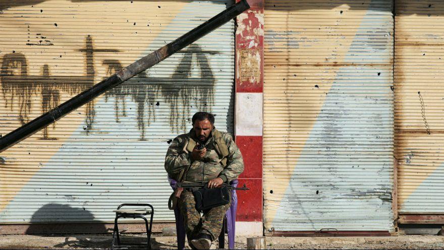 نیروهای داعش در باغوز سوریه خواهان انتقال به ادلب