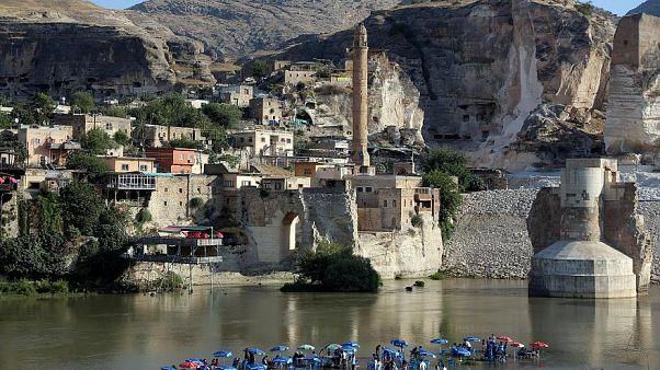 AİHM, Hasankeyf'te kültürel mirasın korunması için yapılan şikayet başvurusunu karara bağlayacak