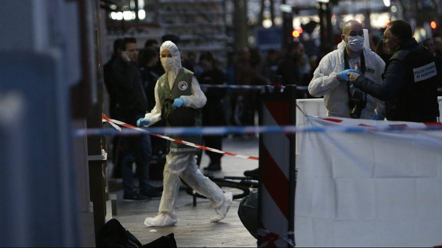 در حمله یک مهاجم با سلاح سرد در شهر مارسی فرانسه دو نفر مجروح شدند
