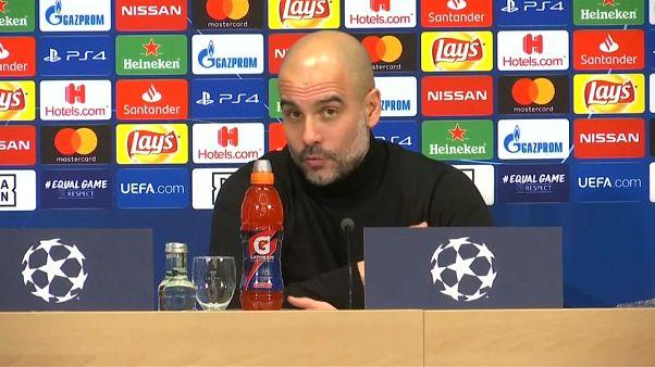 """Schalke-Manchester City, Guardiola: """"Dobbiamo essere concentrati"""""""