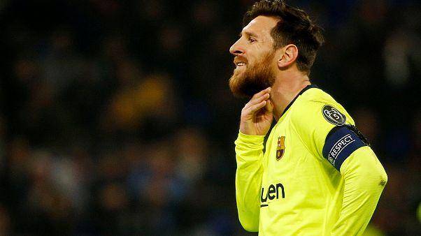 Champions: il muro del Lione blocca il Barcellona