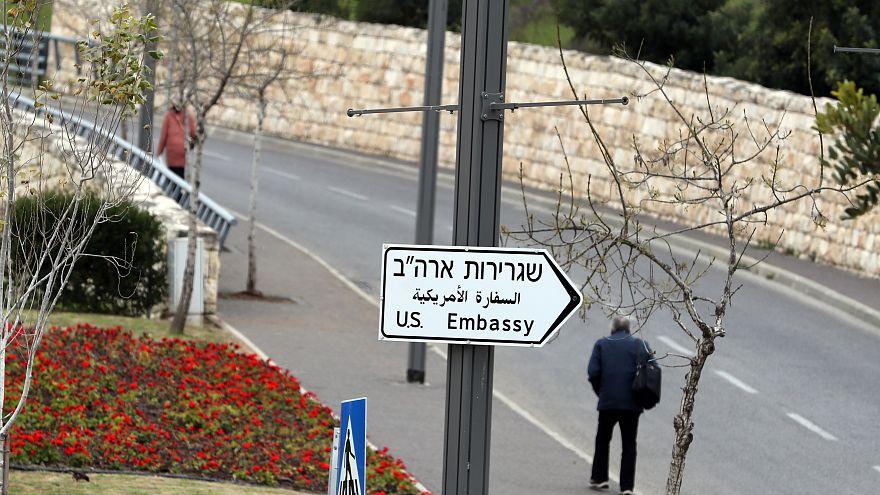 واشنطن ستدمج القنصلية الأمريكية العامة مع السفارة الجديدة في القدس