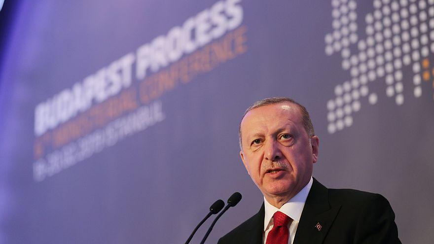 Erdoğan: Yeni bir göç dalgası yaşanması halinde artık biz bunu tek başına göğüsleyemeyeceğiz