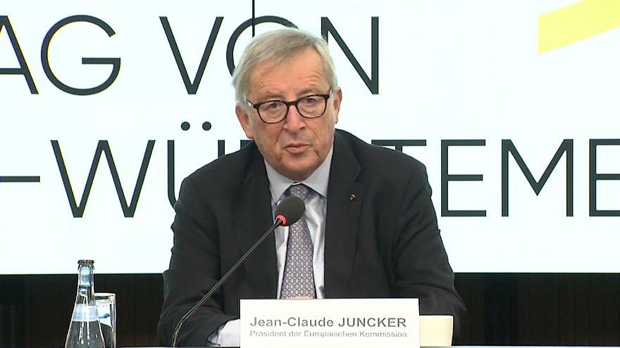 Juncker ruft Europäer auf, zur Wahl zu gehen