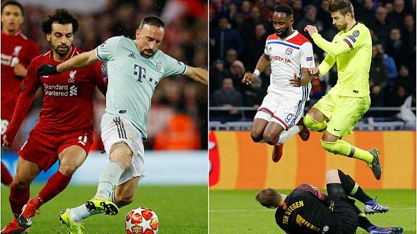 Şampiyonlar Ligi'nde sesiz gece: Pozisyon var gol yok
