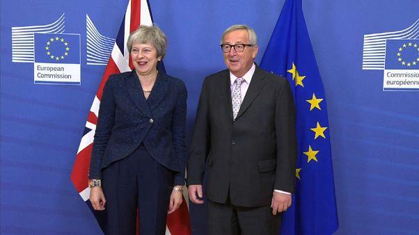 Theresa May busca renegociar el acuerdo de Brexit