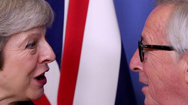 Juncker: Flexibel beim Brexit, kritisch gegenüber Ungarn