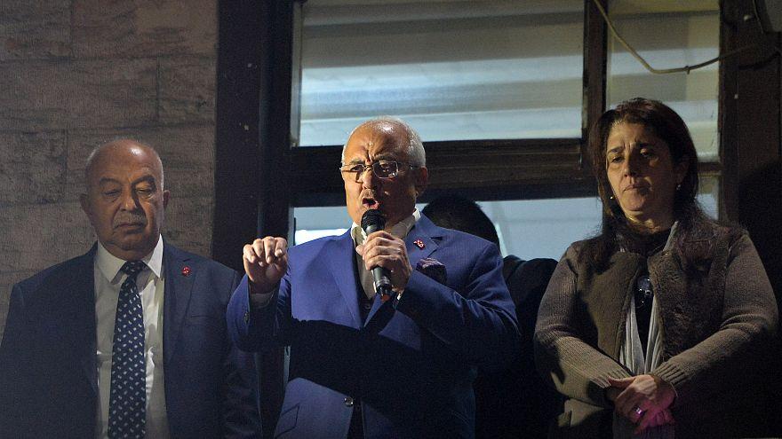 Mersin Belediye Başkanı Burhanettin Kocamaz, taraftarlarına seslendi