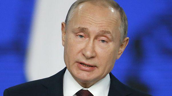 Putin: Washington Avrupa'ya füze konuşlandırırsa ABD'yi hedef alırız