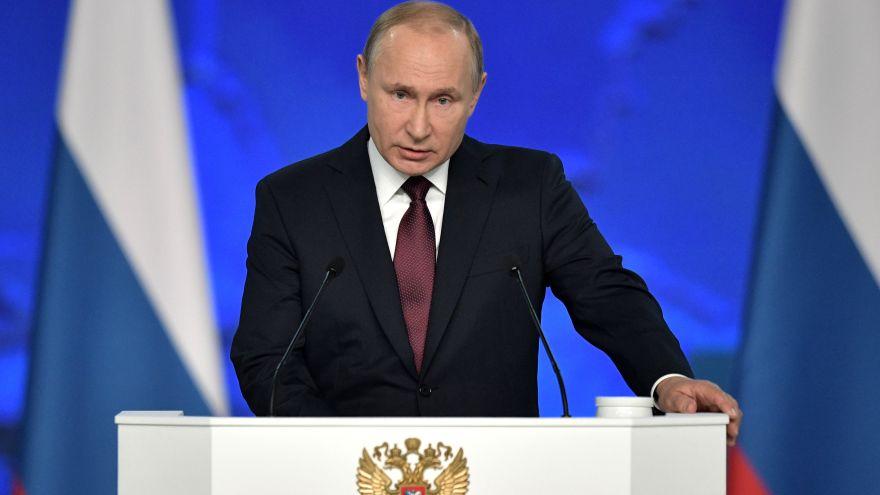 Путин о США, новых вооружениях, индексации пенсий и экологии