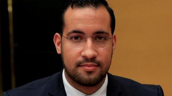 Alexandre Benalla 2018. szeptemberi meghallgatásán