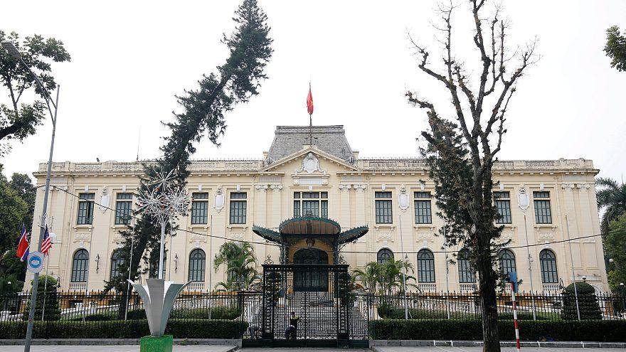 Hanoi devlet konuk evi