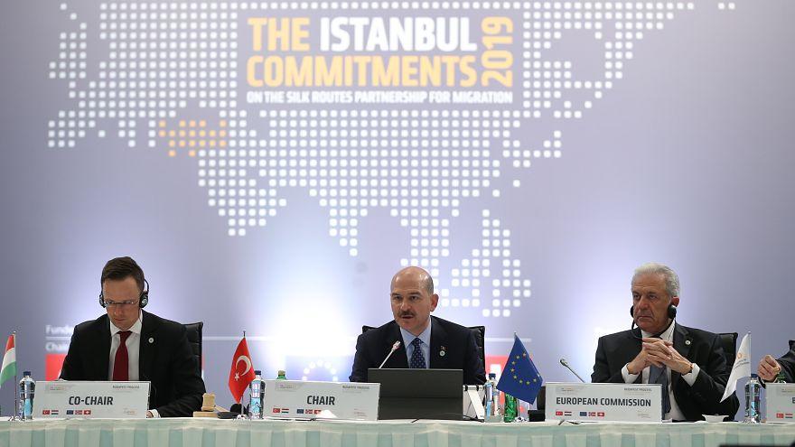 İçişleri Bakanı Soylu: Türkiye'de 405 binden fazla Suriyeli çocuk doğdu