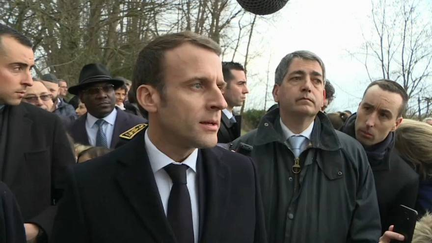 Current and former presidents condemn French anti-semitism