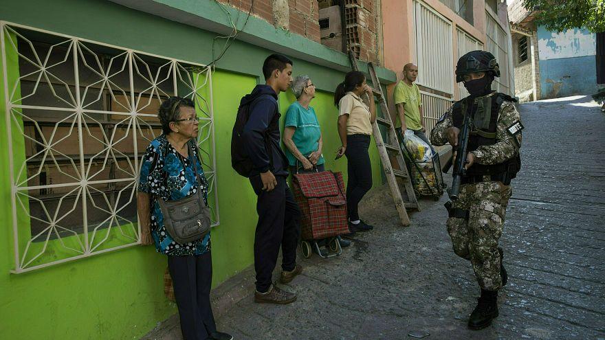 Έκθεση Διεθνούς Αμνηστίας για τις μεθόδους καταστολής του Μαδούρο