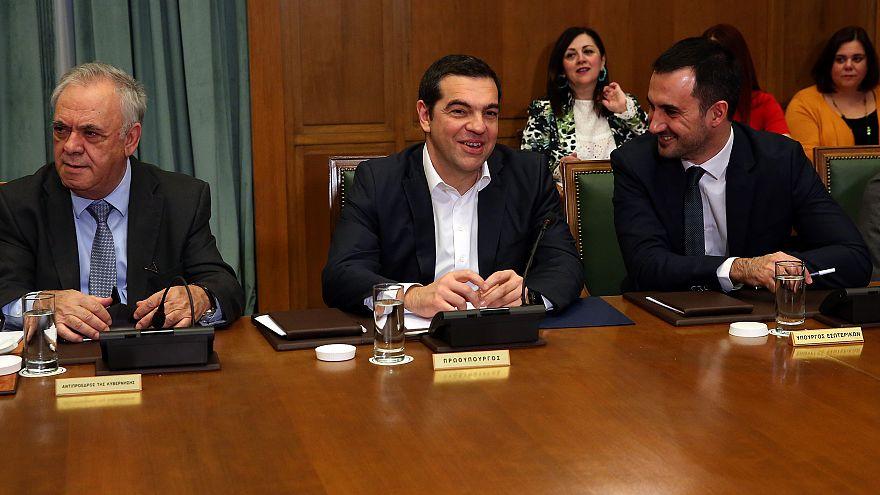 Α. Τσίπρας: «Η Ελλάδα βαδίζει με σταθερότητα στο δρόμο της ανάκαμψης»