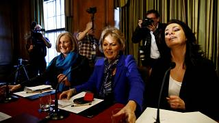 Watch again: Rebel MP Anna Soubry calls on Lib Dems and 'one-nation Tories' to join breakaway group.
