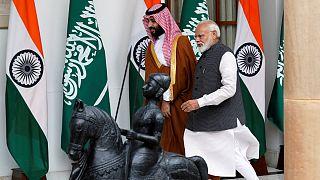 بنسلمان: بیش از ۱۰۰ میلیارد دلار ظرفیت سرمایهگذاری در هند وجود دارد