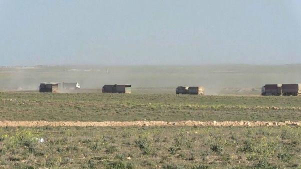 Siria: iniziata l'evacuazione di civili e miliziani da Baghuz