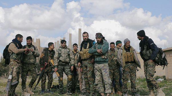 نیروهای دموکراتیک سوریه: آخرین جبهه داعش در سوریه را امروز فتح میکنیم