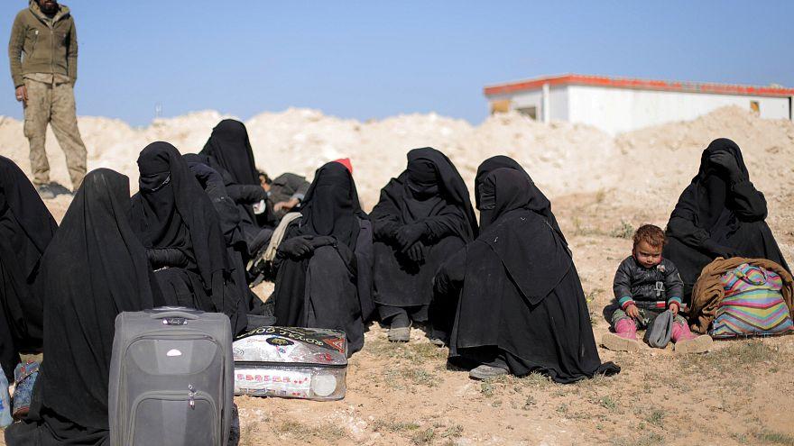 IŞİD'in Suriye'deki son kalesinden temizlenmesi için sivillerin tahliyesi bekleniyor