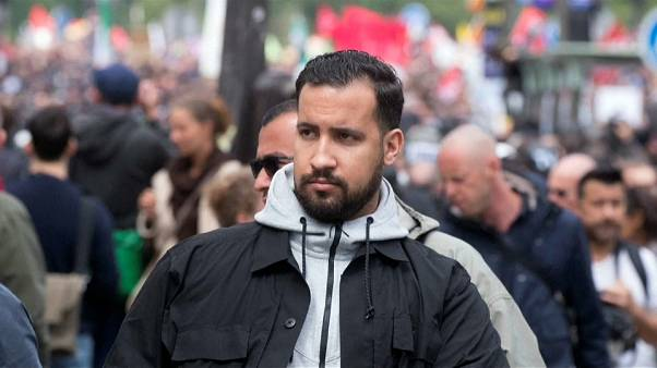 French Senate recommends prosecution of Macron's former security aide Alexandre Benalla for perjury
