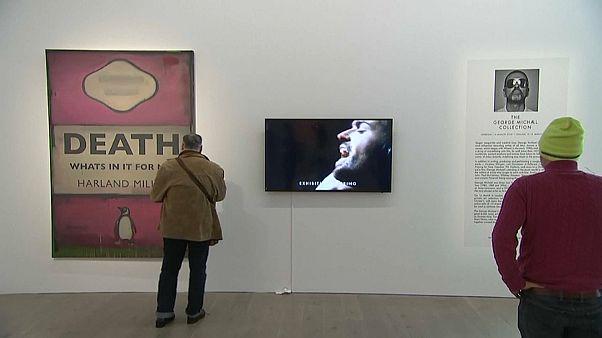 Kunstsammlung von George Michael kommt unter den Hammer