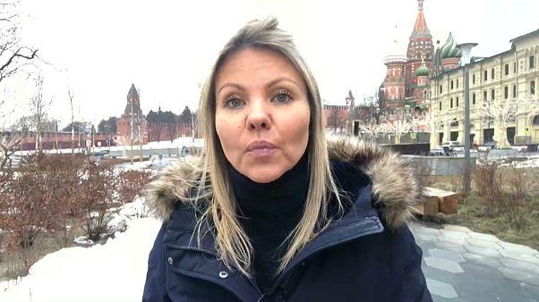 Euronews-Korrespondentin zur Putin-Rede