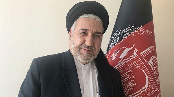 سیدحسین عالمیبلخی، وزیر «امور مهاجرین و عودتکنندگان» افغانستان