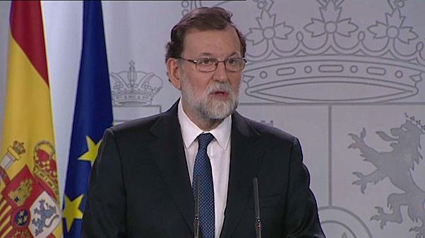 Rajoy nunca se planteó aplicar el estado de sitio en Cataluña