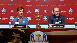 Steve Stricker liderará el equipo estadounidense en la Ryder Cup