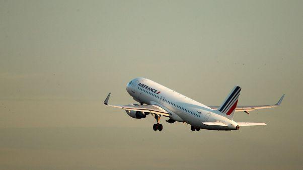 Air France: Αναστολή των πτήσεων της προς Βενεζουέλα