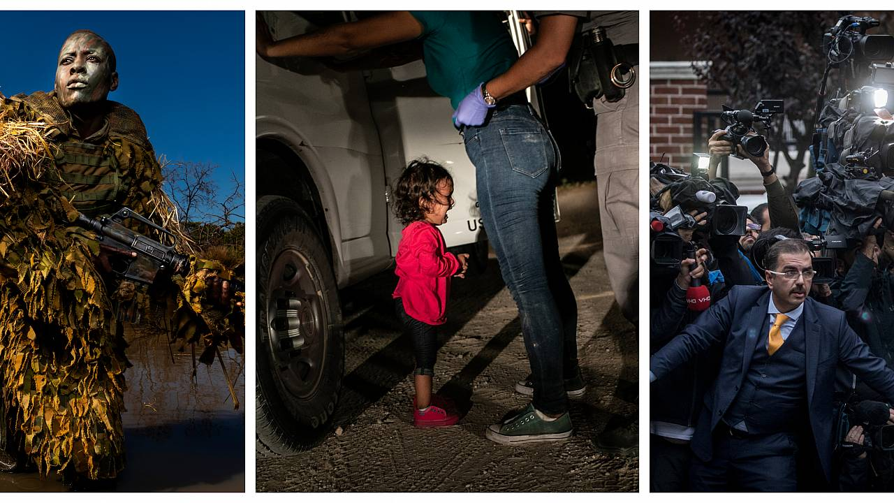 World Press Photo 2019: i vincitori e le foto candidate