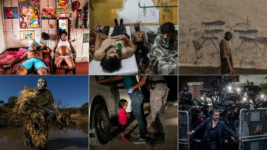 World Press Photo 2019: Αυτές είναι οι υποψήφιες φωτογραφίες