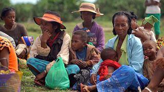 Crise em Madagáscar: há quem venda as panelas para poder comprar comida