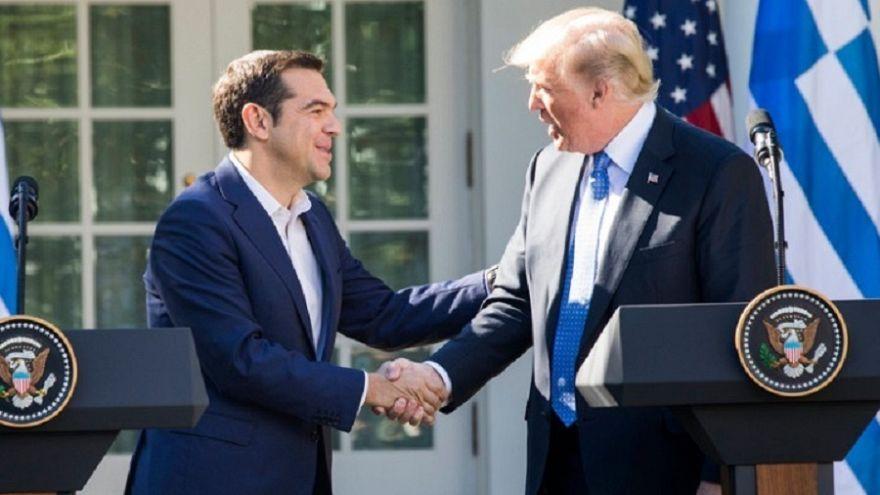Τραμπ: Η συμφωνία των Πρεσπών μεγαλύτερη των Βαλκανίων μετά το Ντέιτον