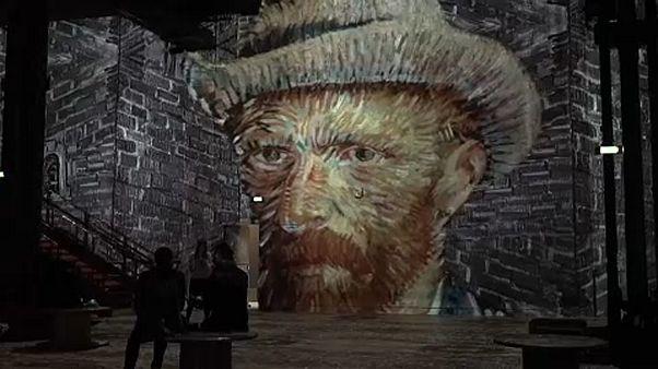 Megelevenednek van Gogh festményei