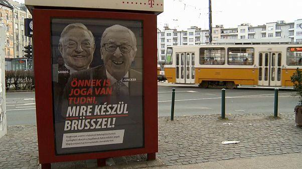 EU-Kommission im Streit mit Ungarn